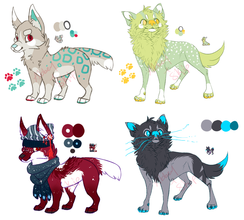 [ collab adopts + icon auction ] by pew