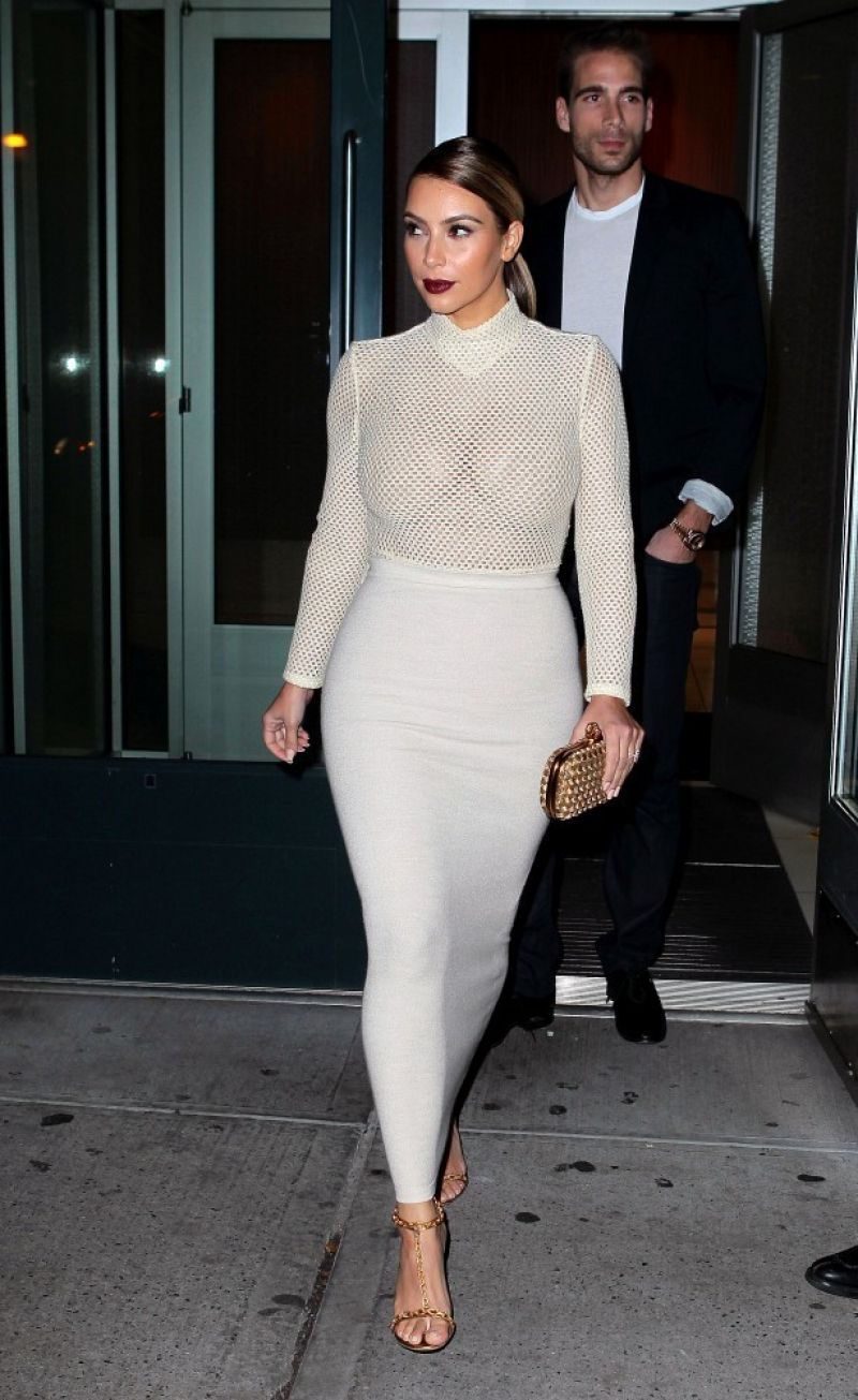 Kim Kardashian Style 2013 Images Galleries With A Bite