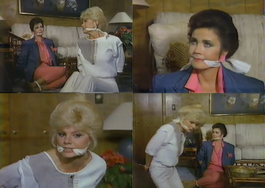 loni anderson bound and gagged