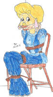 WCB WESTERN GALS Bessie Bluebell by Godzilla713