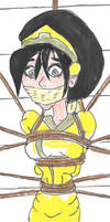 Grounded Toph Beifong Bound