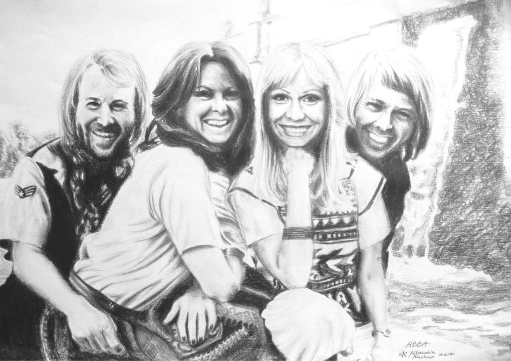 ABBA by AdmirerOfLife