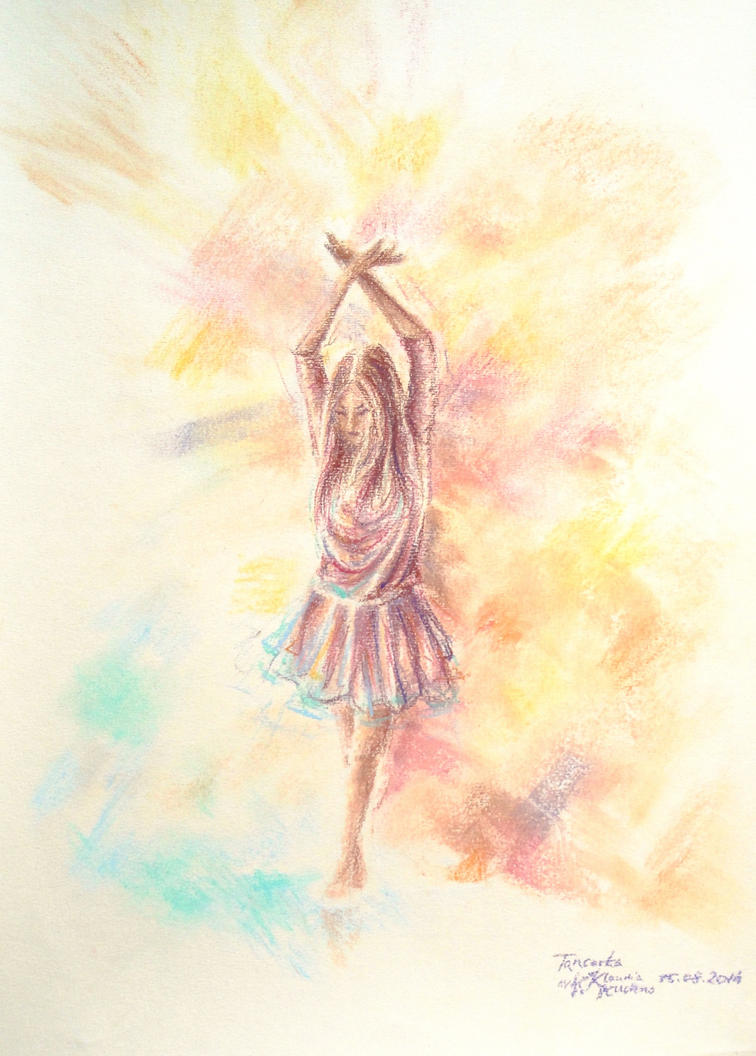 Dancer by AdmirerOfLife