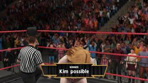 Winner: Kim possible