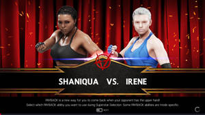 Shaniqua vs Irene