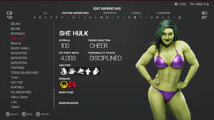 Wrestler Profile: Jennifer Susan Walters