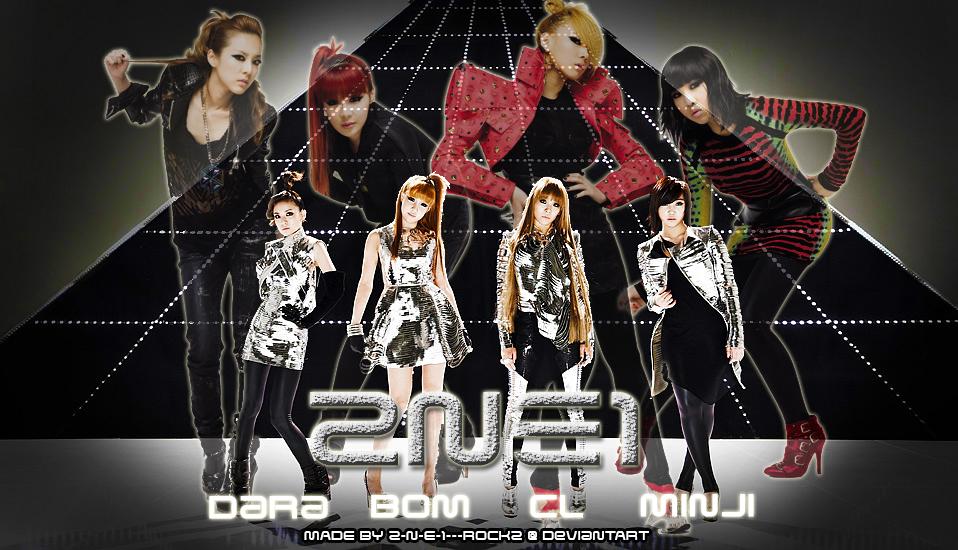 2ne1 i am the best x cant nobody wallpaper by 2ne1