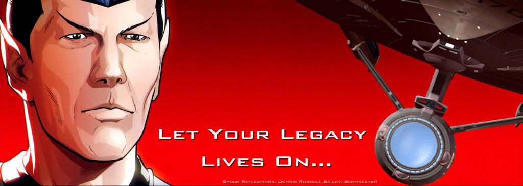 Tribute to Leonard Nimoy by BERmaestro