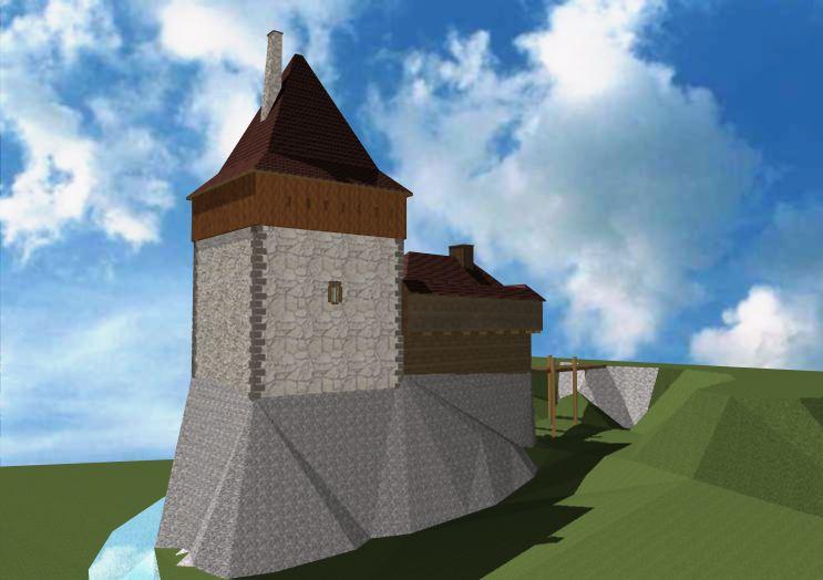 Castle Drakov by BERmaestro