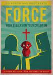 Anti-religion propaganda