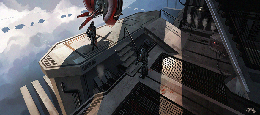 Dock 08 by ATArts
