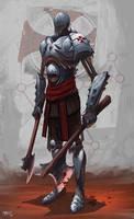 Blech Krieger by ATArts