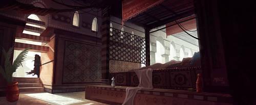Bedroom by ATArts