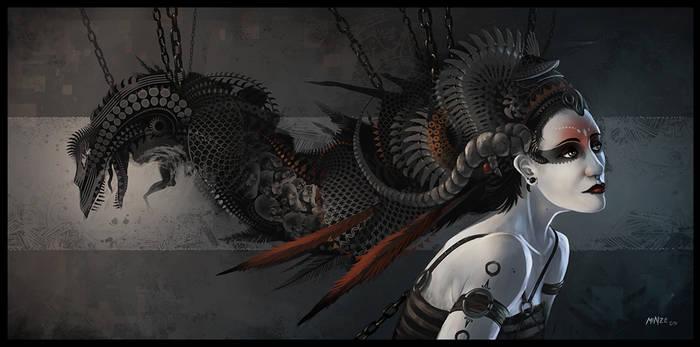 Monsterhair