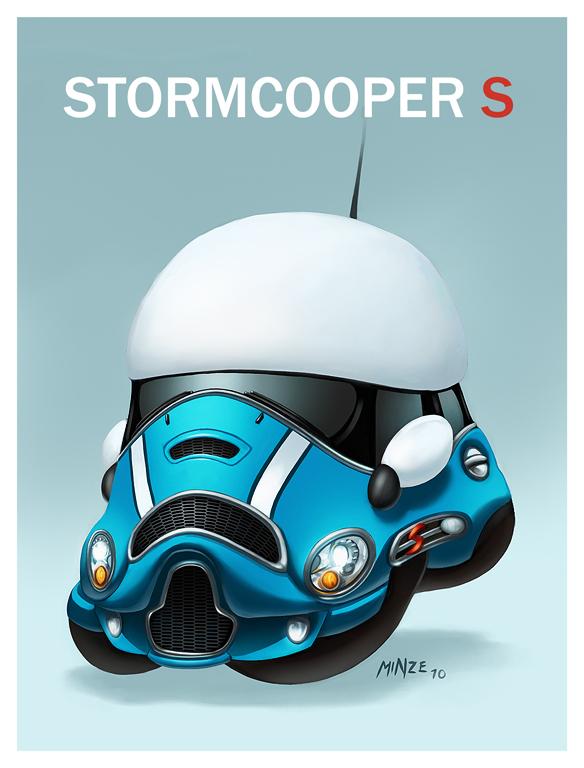 MINI Stormcooper S by ATArts