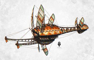 AT OL : Beetleship by ATArts