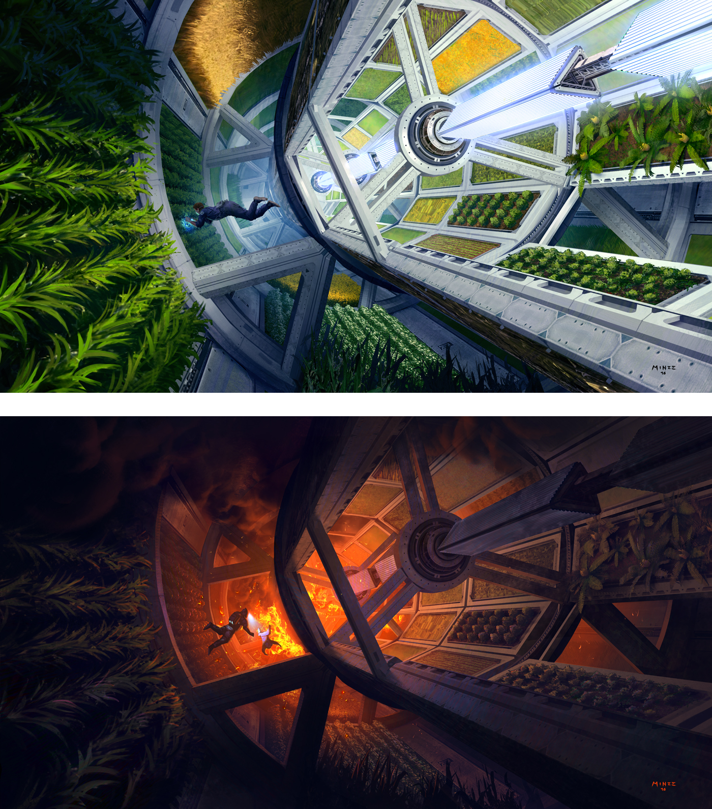 greenhouse space station - photo #22