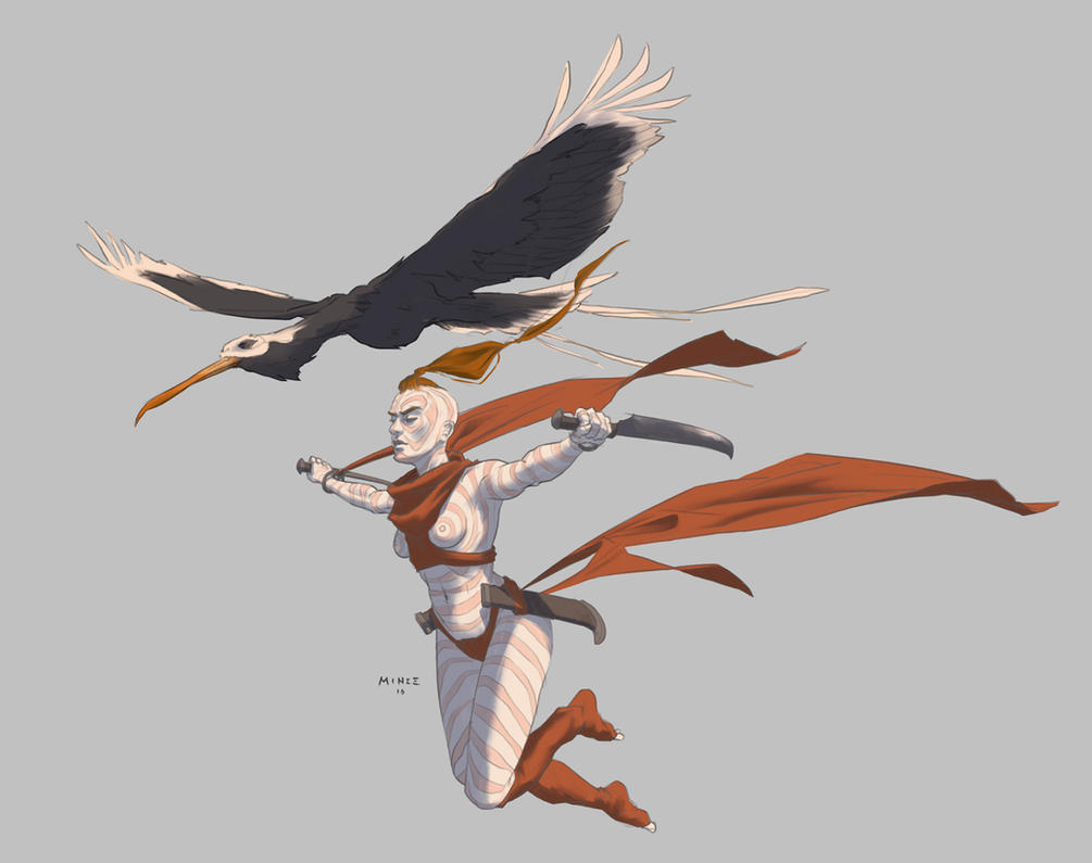 Character2: Assassin by ATArts
