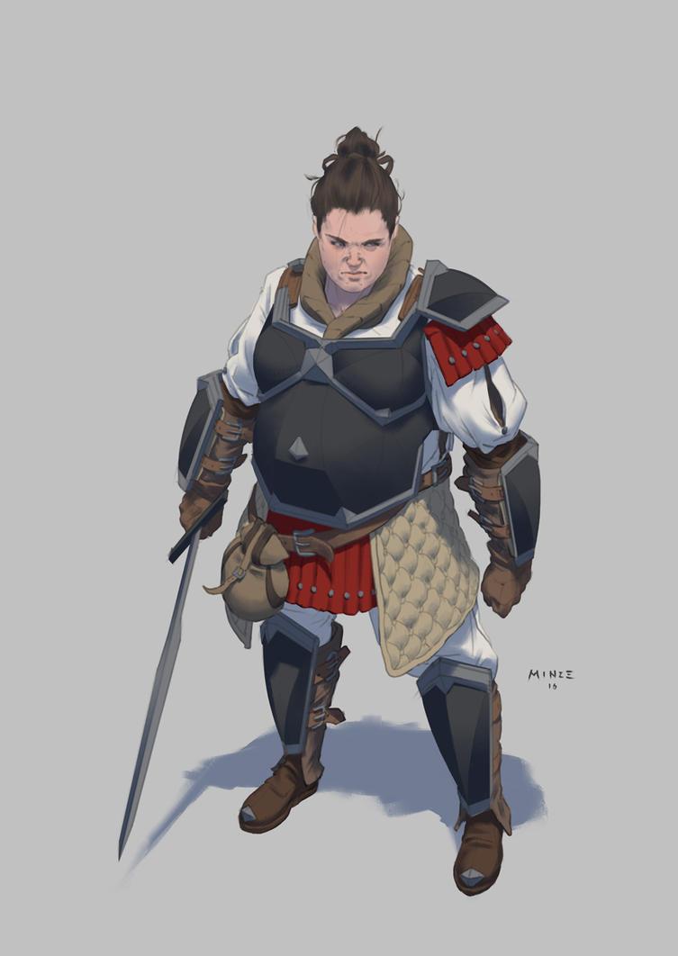 Character4: Hero by ATArts
