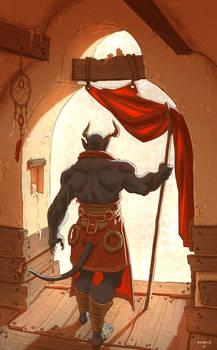 Ork / Demon Sketch