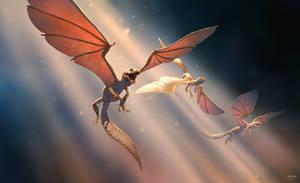 Gecko-Dragons