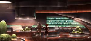 Private bar