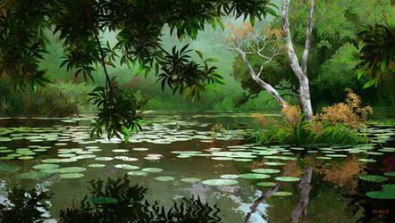 Sri Lanka Swamp Study 2020