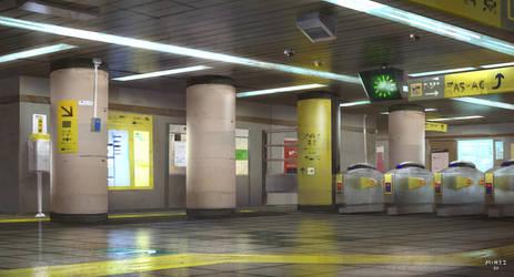 Japan Subway Study 2020