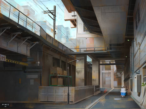 Japan Rails Study 2020