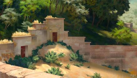 Granada Ruins Study 2020