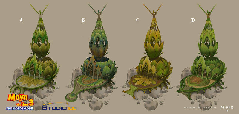 Greenleaf Palace Concepts