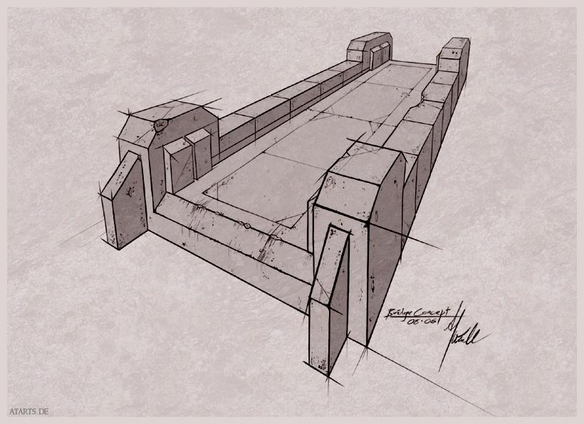 Bridge Concept by ATArts