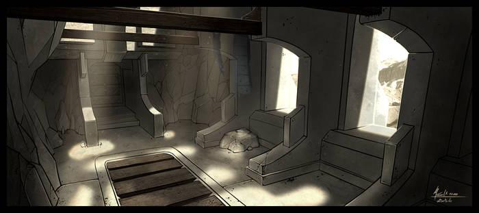 Environment Concept .03 by ATArts