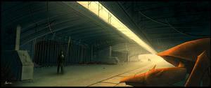 Crab Hangar
