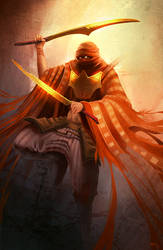 Sunshine Assassin by ATArts