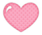 [RESOURCE] Pink Heart PNG by ektamisra