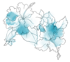 [RESOURCE] Blue Flower PNG