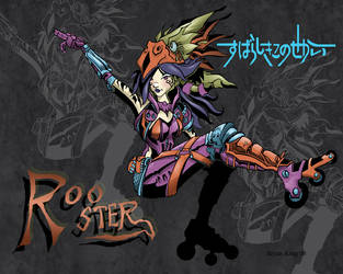hero: Rooster by NeoKing07