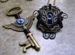 Wire Wrap - Eye have the Key to your Lock