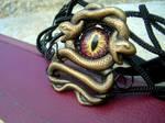 Gothic Steampunk - Medusa's Sight Choker 1
