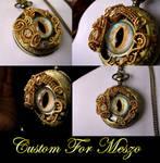 Custom Watch for Meszo