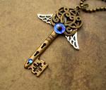 Custom Steampunk Key for Lord Dave