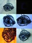 New Mythical Tears Eye Pendant Series 1