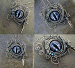 Lady Pirotessa's Dagger Pendant
