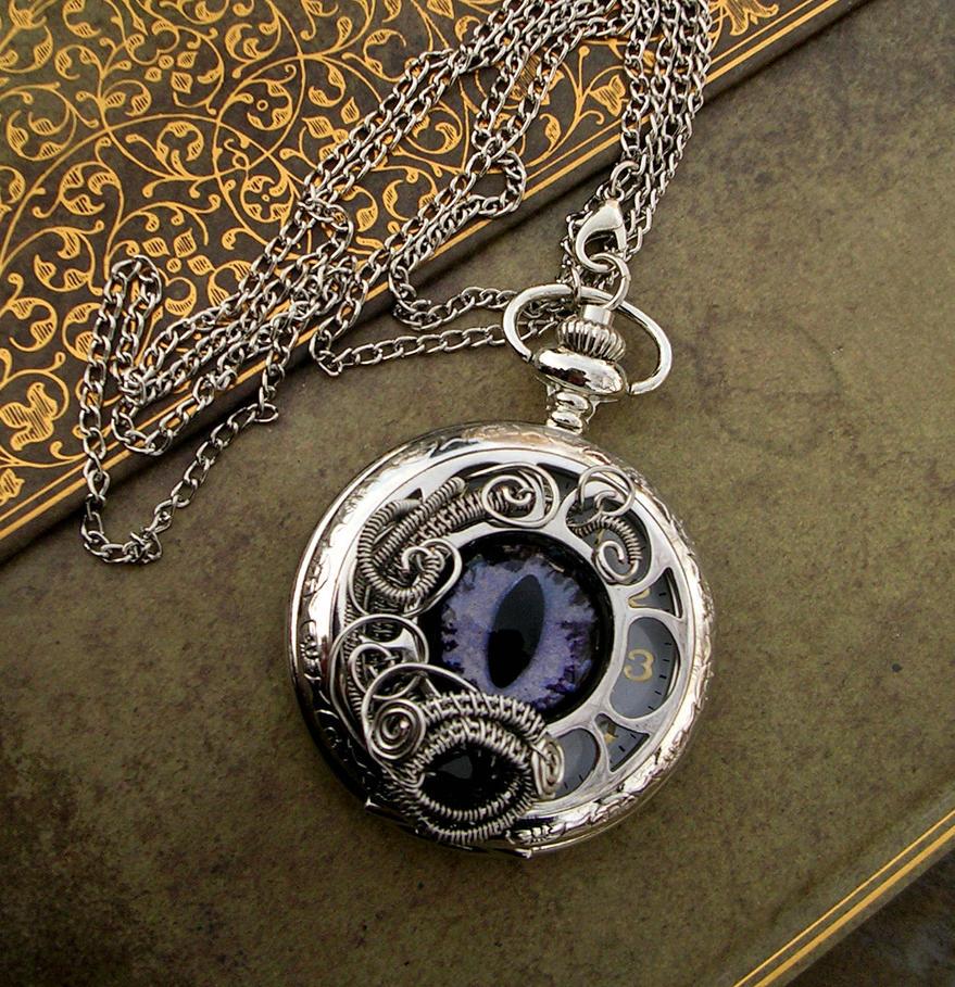 Lady Brandy's Custom Watch by LadyPirotessa