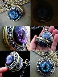 Sovereign 1 - Super Shift - Pocket Watch - Details by LadyPirotessa