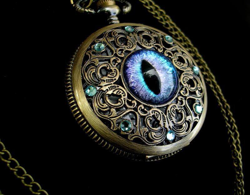 Violet Skies - Regal Watch - Eye Updated by LadyPirotessa