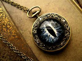 Universe and Stars Pocket Watch