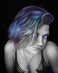 Starlight Hair - OOTD Portrait Sallie Feb 2021