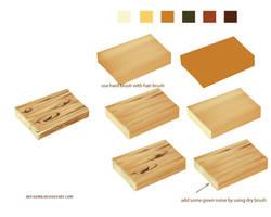 Real Wood Tutorial
